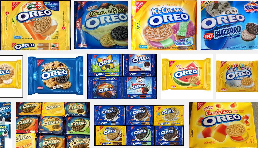Oreo: i gusti più strani dei biscotti amati in tutto il mondo thumbnail