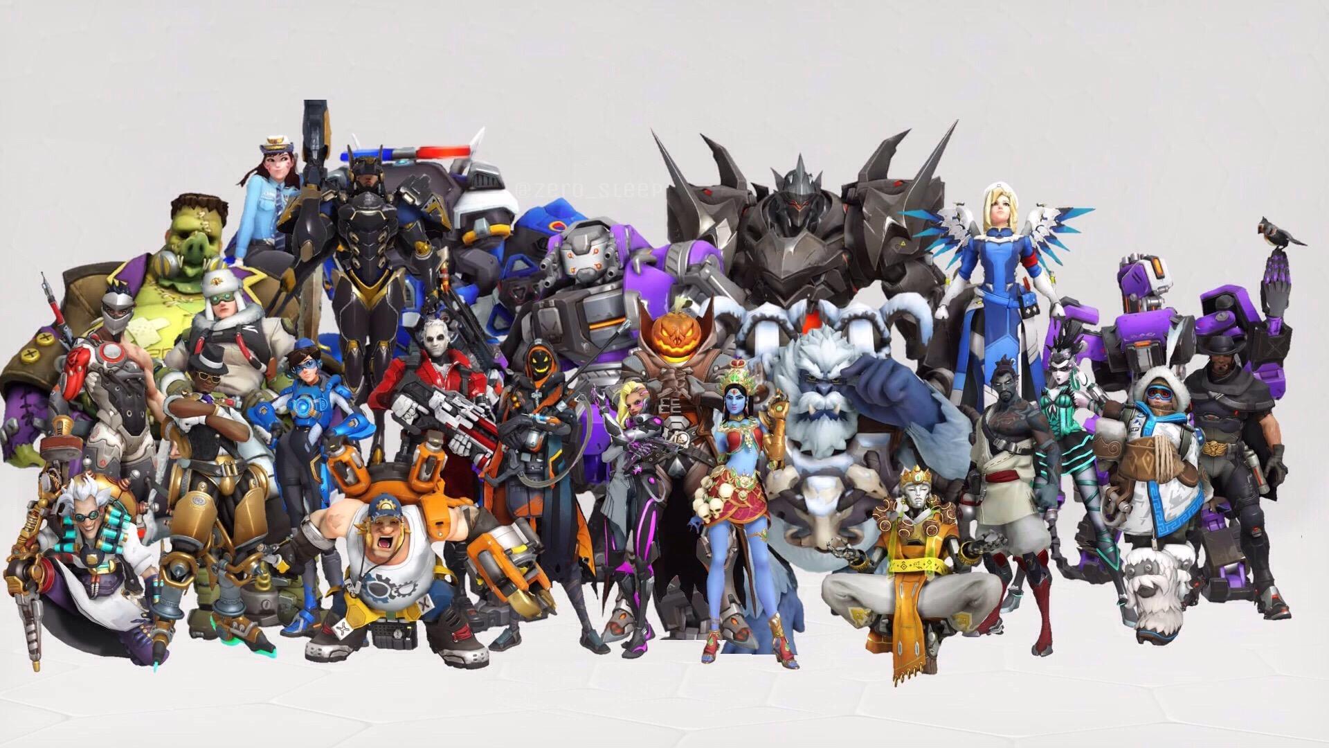 Overwatch, i festeggiamenti del secondo anniversario iniziano il 22 maggio thumbnail