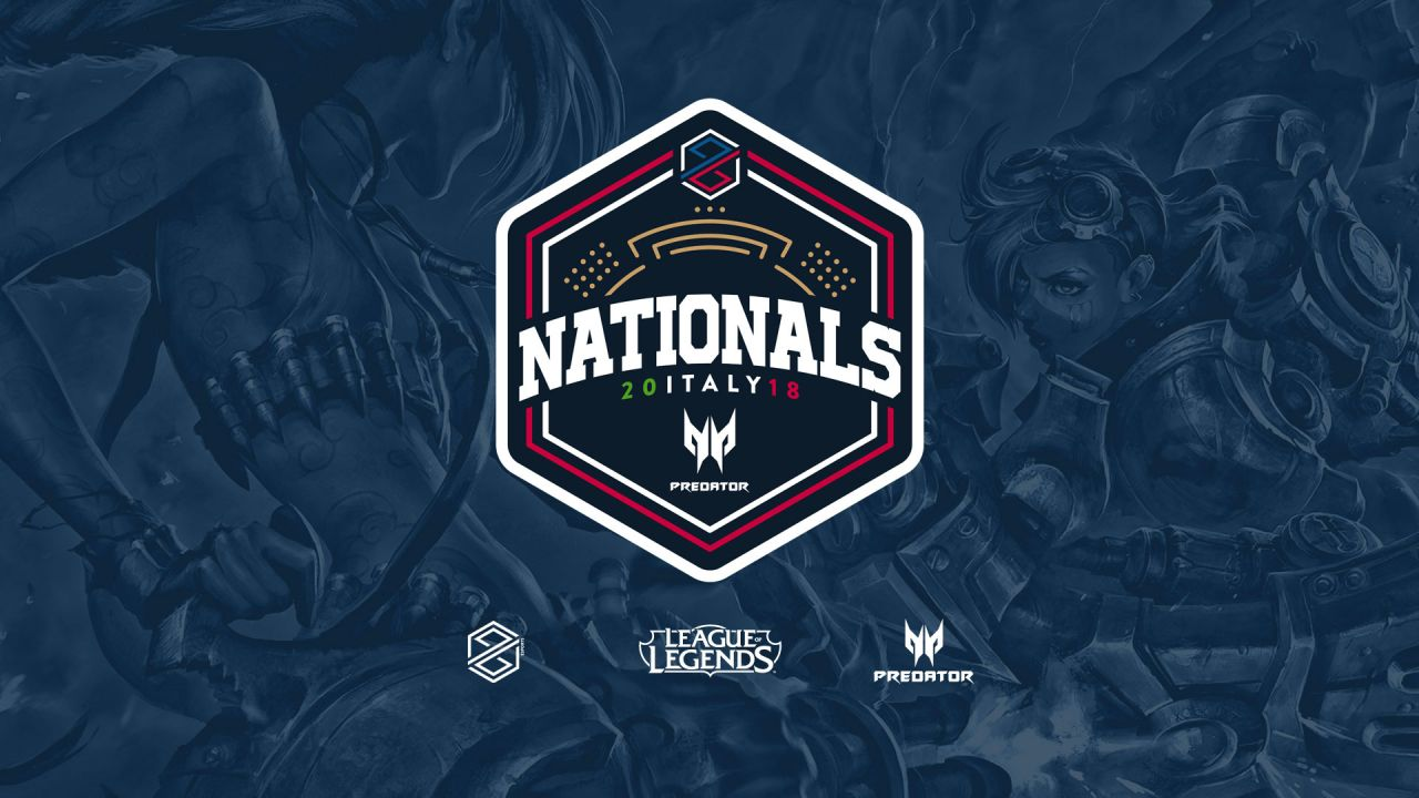 pg nationals esport league of legends