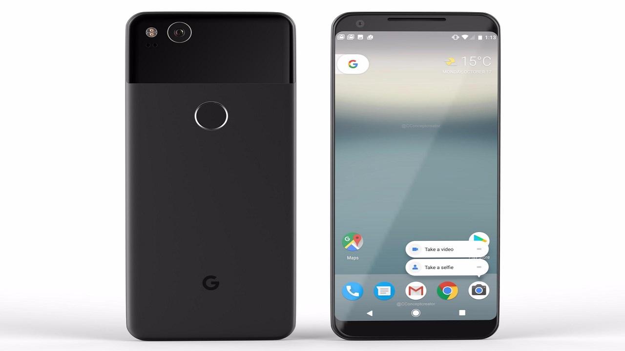A ottobre arrivano i nuovi Pixel 2, gli smartphone targati Google thumbnail