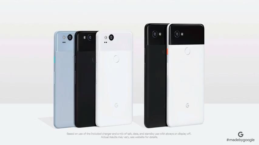 Google Pixel 2 ufficiali: tutto quello che c'è da sapere thumbnail