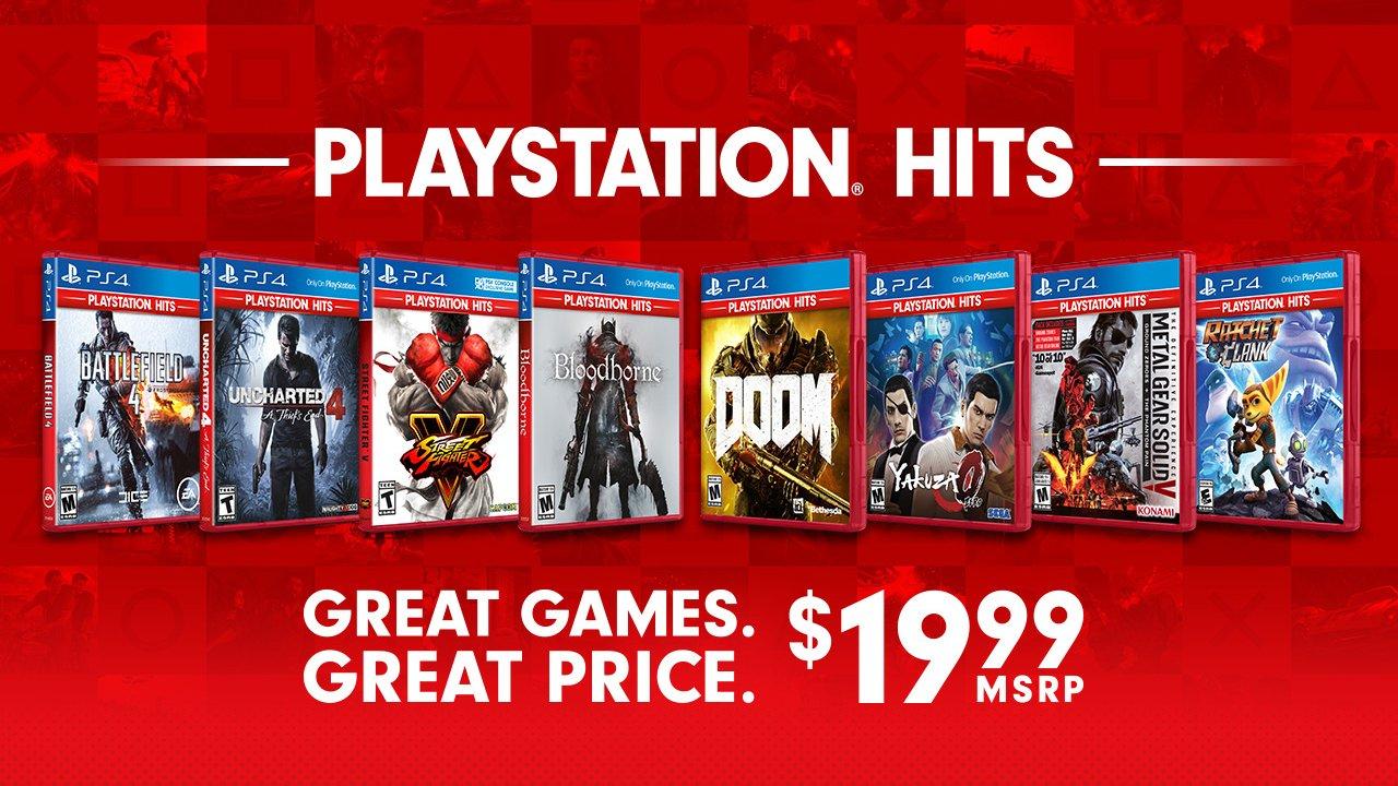 PlayStation Hits, i migliori giochi PS4 in vendita ad un prezzo speciale thumbnail