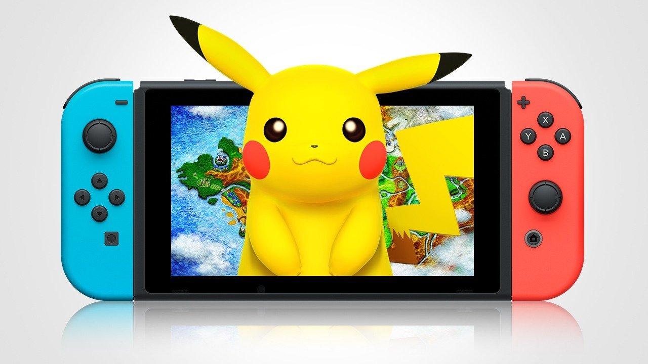 Pokémon per Nintendo Switch, saranno questi i titoli delle due versioni? thumbnail