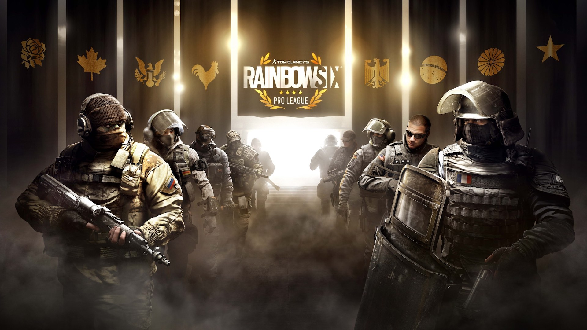 rainbow six siege six major paris pro league