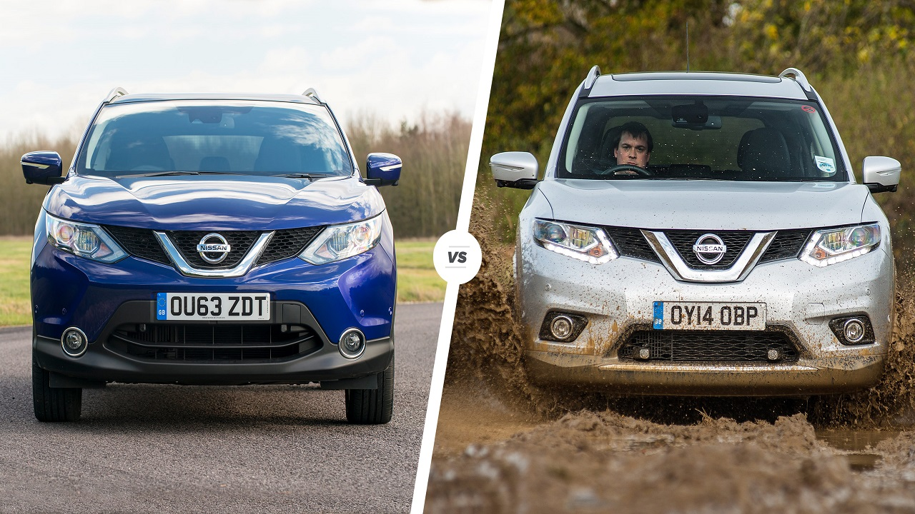 Nissan presenta le novità per Qashqai e X-Trail thumbnail