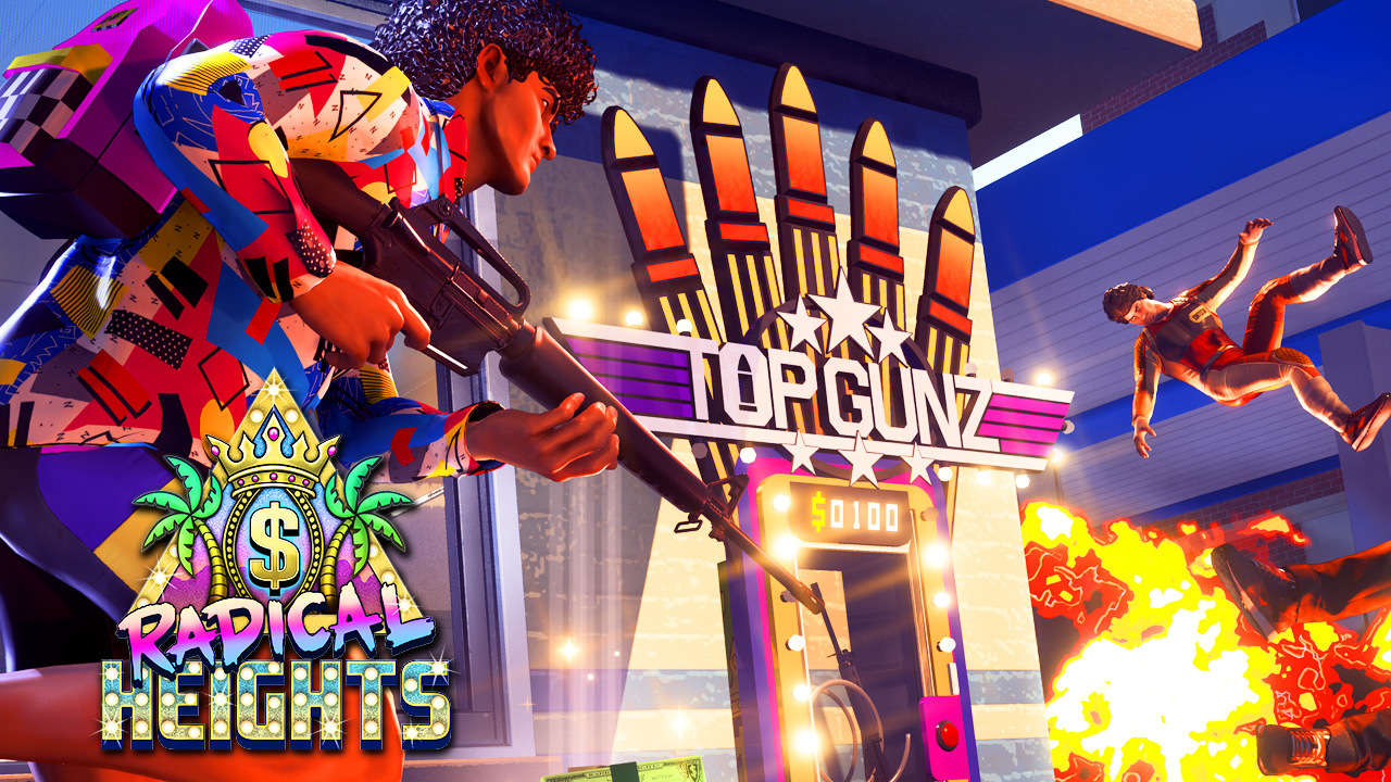 Radical Heights: la Battle Royale ambientata nel futuro thumbnail