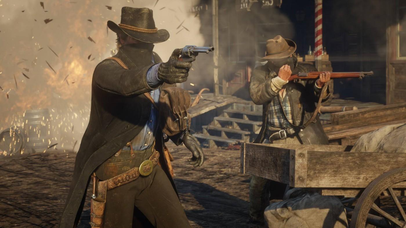 Red Dead Redemption 2 sarà rivoluzionario, almeno secondo Take-Two thumbnail