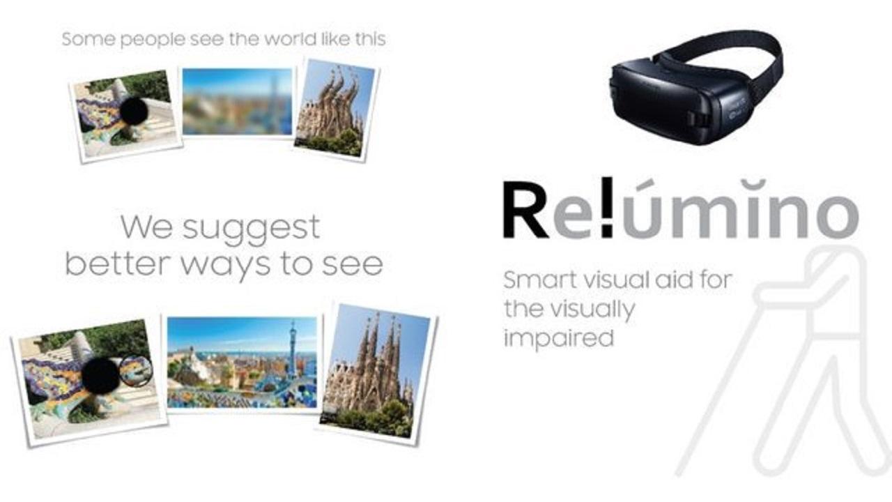 Relumino: l'app per Samsung VR Gear dedicata agli ipovedenti thumbnail