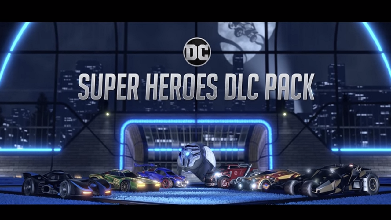 Rocket League: annunciato il DC Super Heroes DLC Pack thumbnail