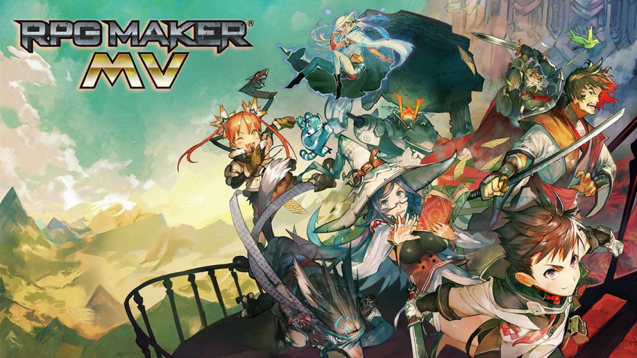 rpg maker mv console ps4 xbox one switch kadokawa corporation nis america