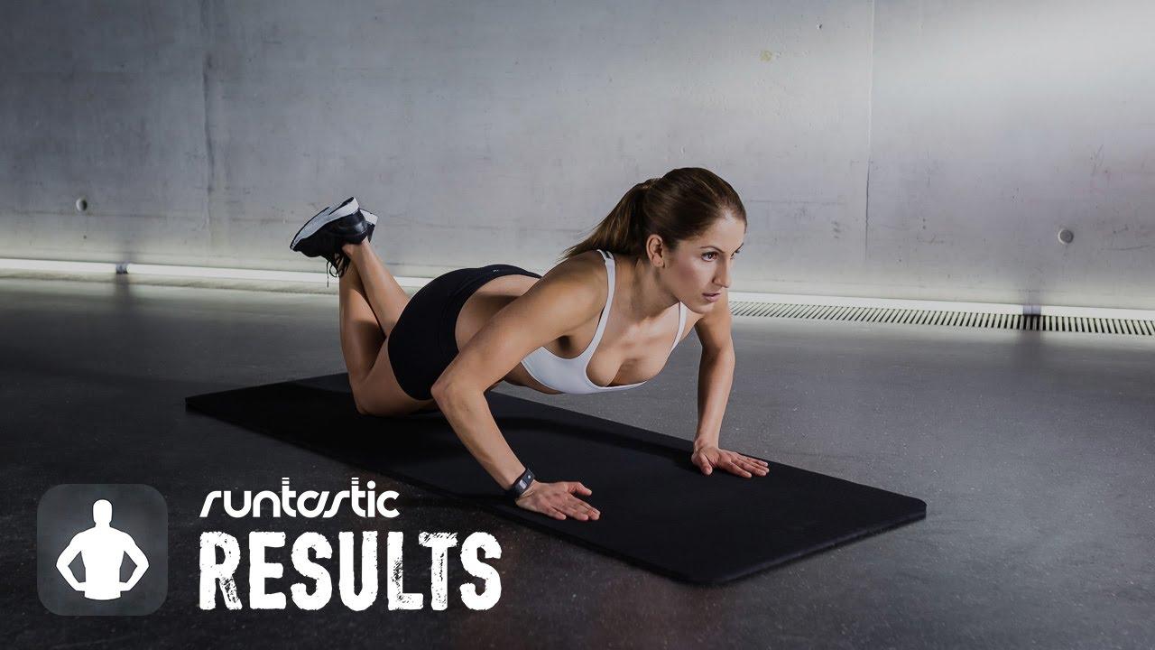 Runtastic Results: l'app per il fitness dedicata alle donne thumbnail