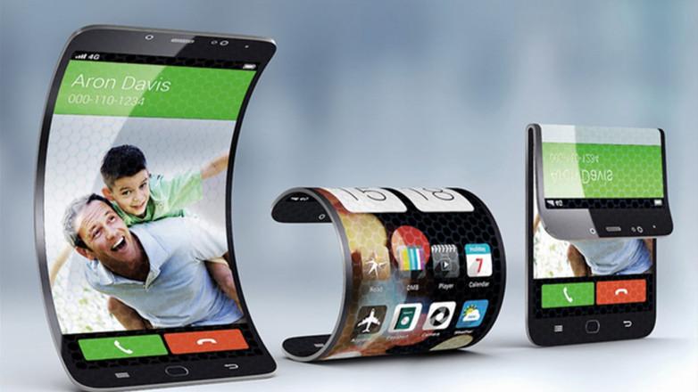 Samsung: il primo smartphone pieghevole potrebbe essere in arrivo thumbnail