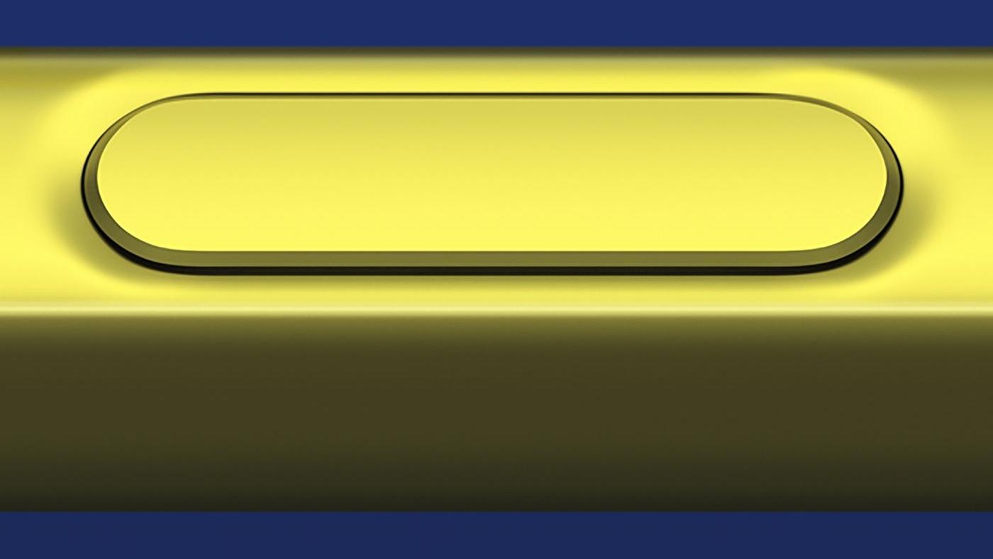Samsung Galaxy Note 9, ecco come sarà secondo il nuovo render thumbnail