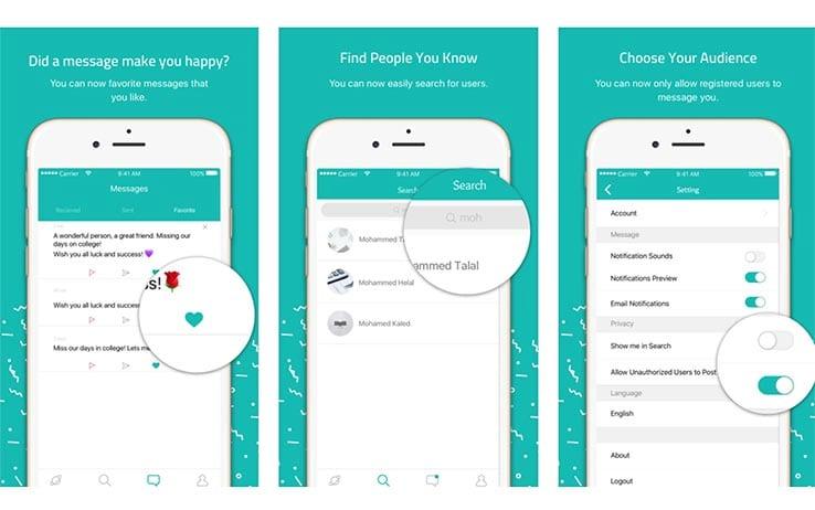 Sarahah: che cos'è e come funziona l'app che arriva dall'Arabia Saudita thumbnail