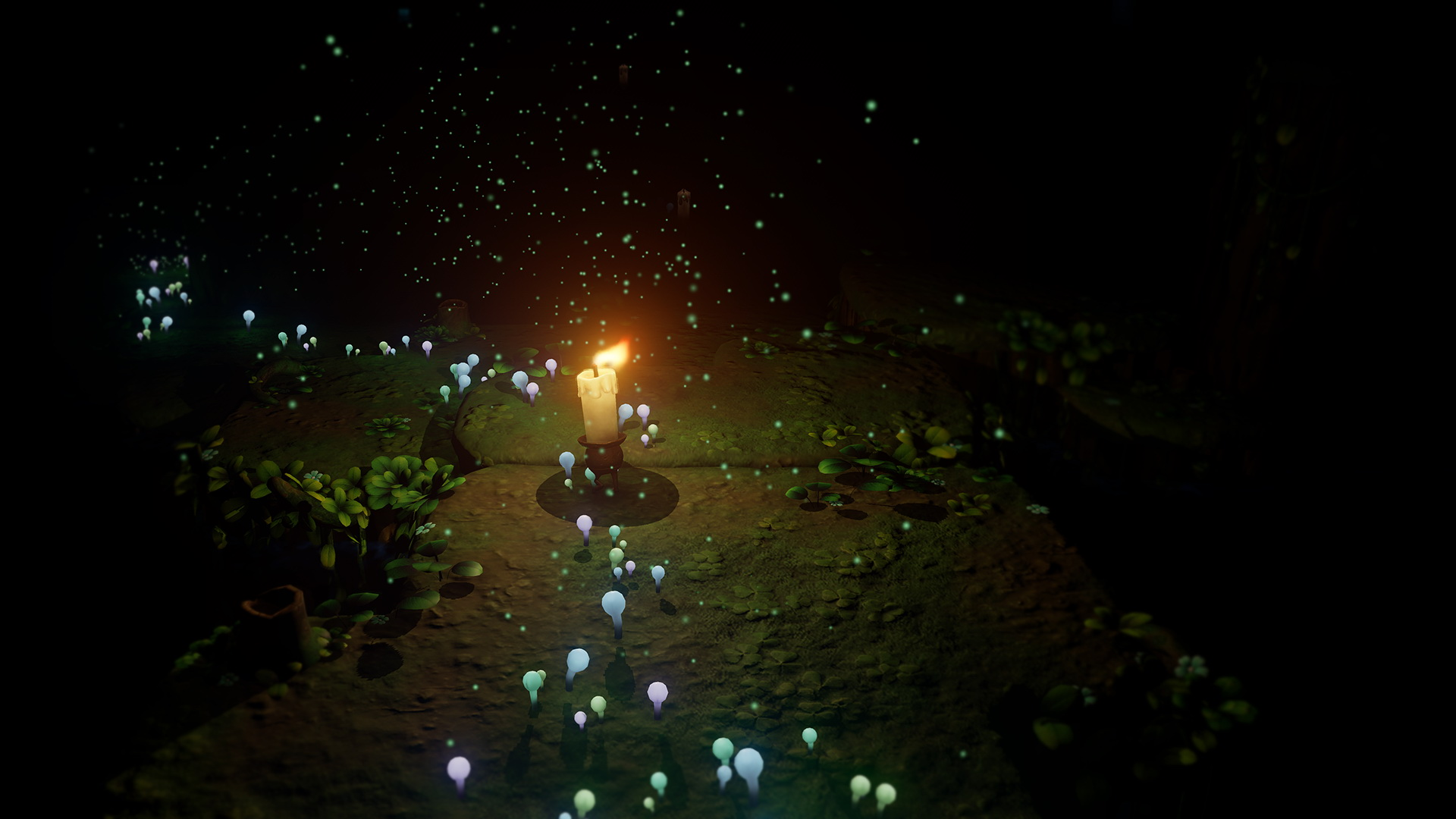 Candleman: The Complete Journey, annunciata l'uscita su Playstation 4 thumbnail
