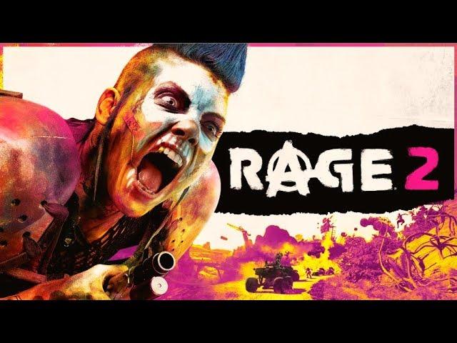 RAGE 2, ecco il teaser ufficiale! Domani il primo trailer gameplay thumbnail