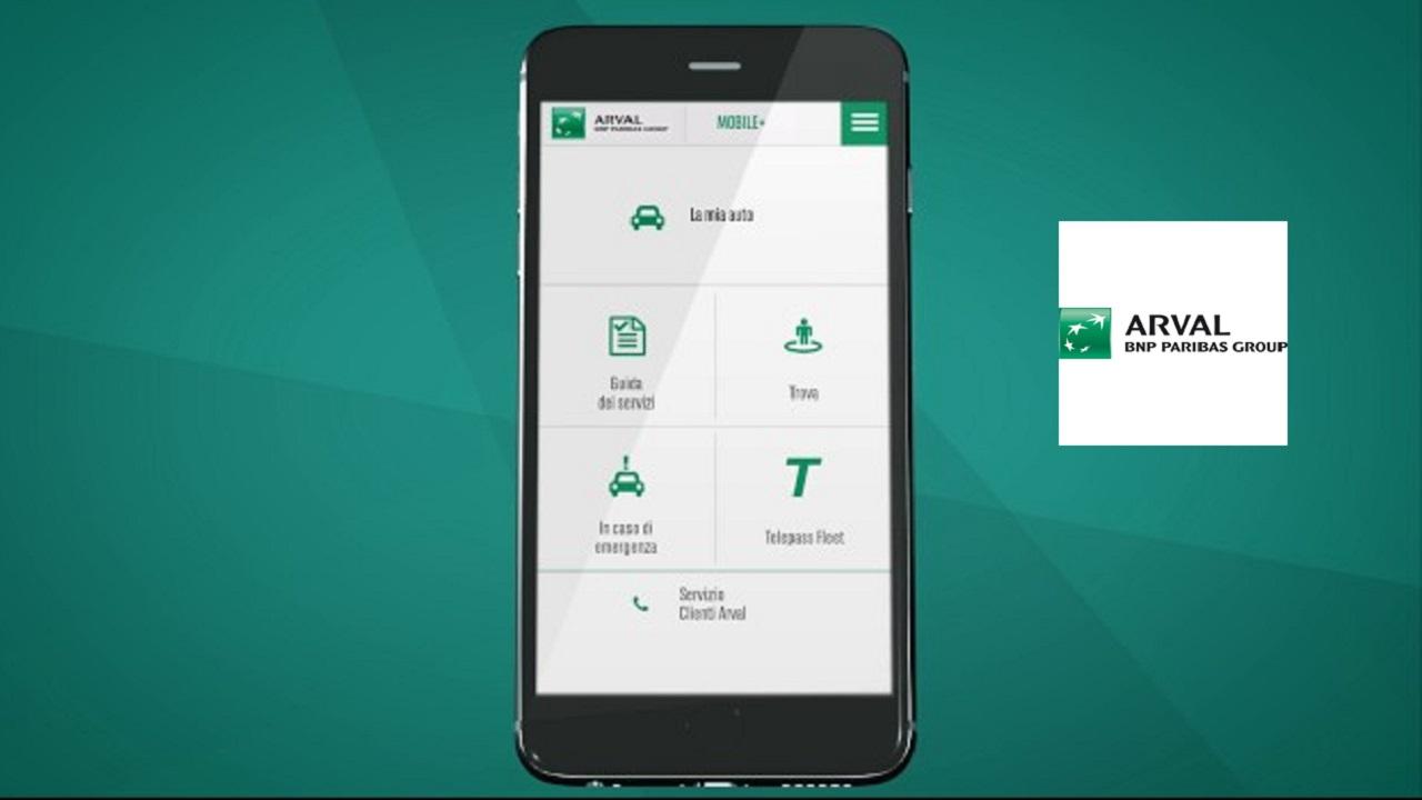 Arriva la nuova versione della app My Arval Mobile thumbnail