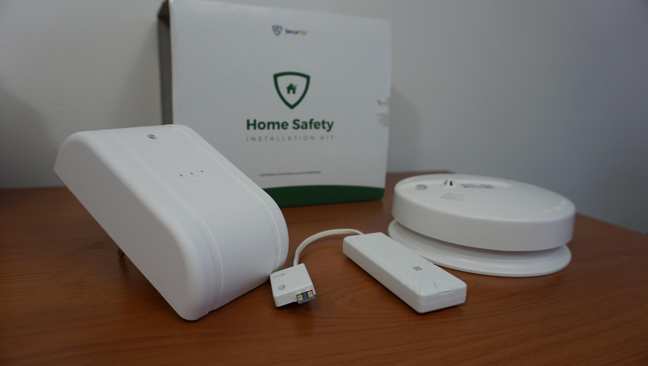 [Recensione] SecurVip Home Safety: la protezione smart contro incendi ed allagamenti thumbnail