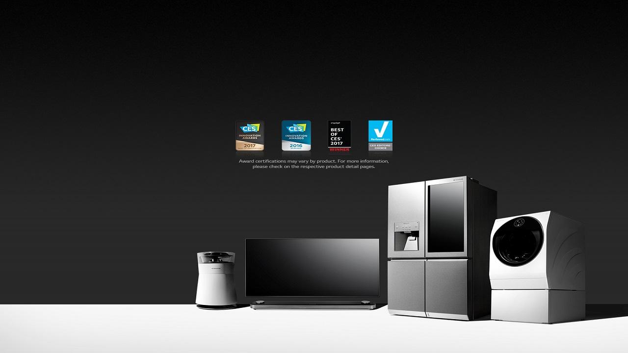 LG SIGNATURE: arriva in Italia la linea luxury del brand coreano thumbnail