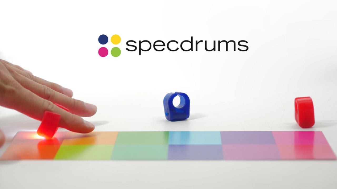 Con Specdrums, la creazione di brani musicali sarà a portata di…dita! thumbnail