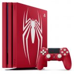 marvel's spider-man ps4 slim pro san diego comic-con