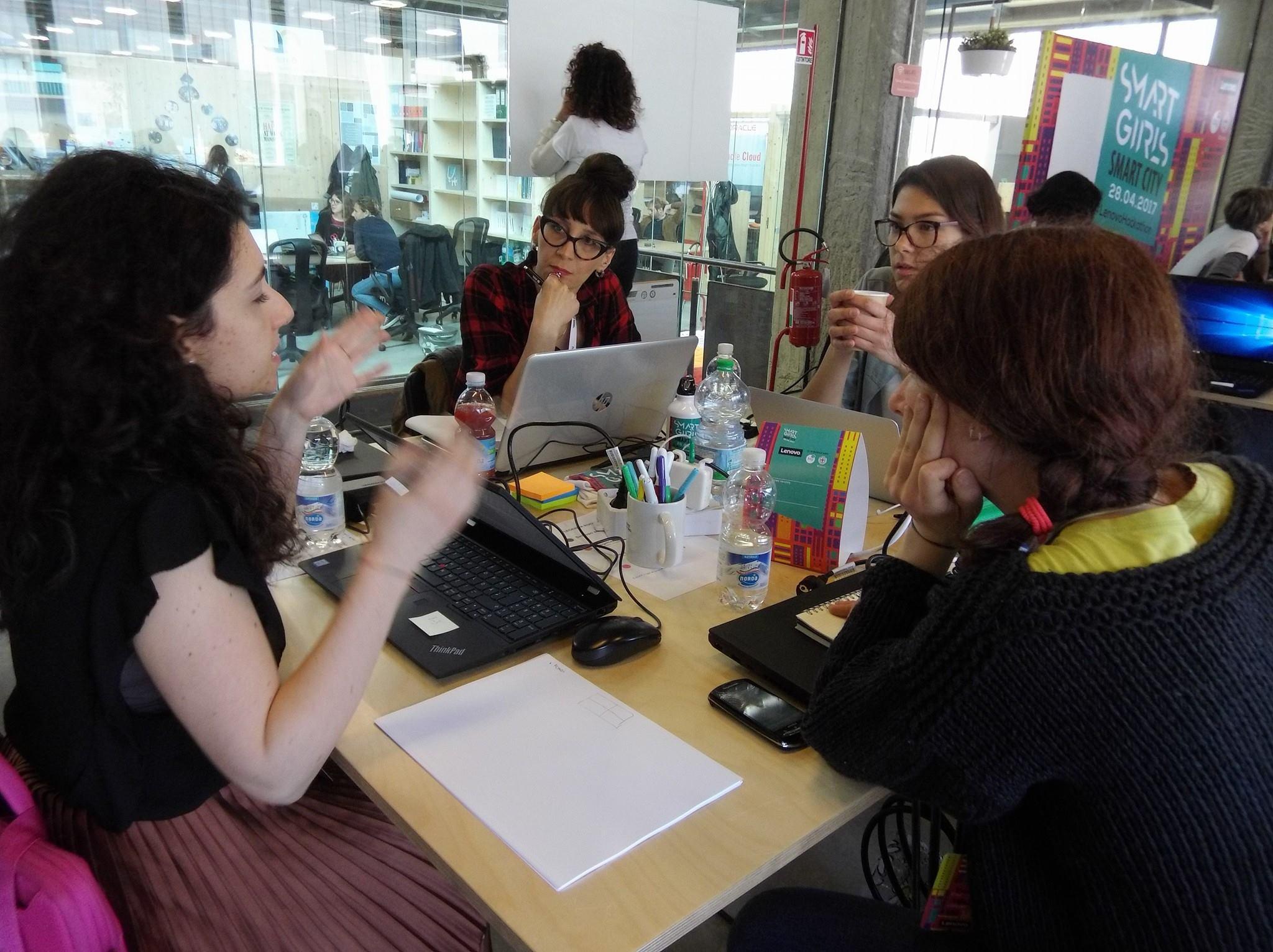 STEMinthecity: si conclude il programma di eventi rivolto a giovani ragazze thumbnail