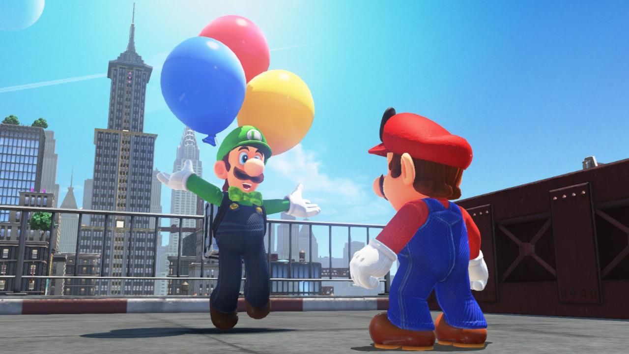 Super Mario Odyssey: arriva il mini-gioco Caccia al palloncino thumbnail
