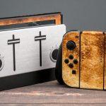 nintendo switch toastendo toast skin decal
