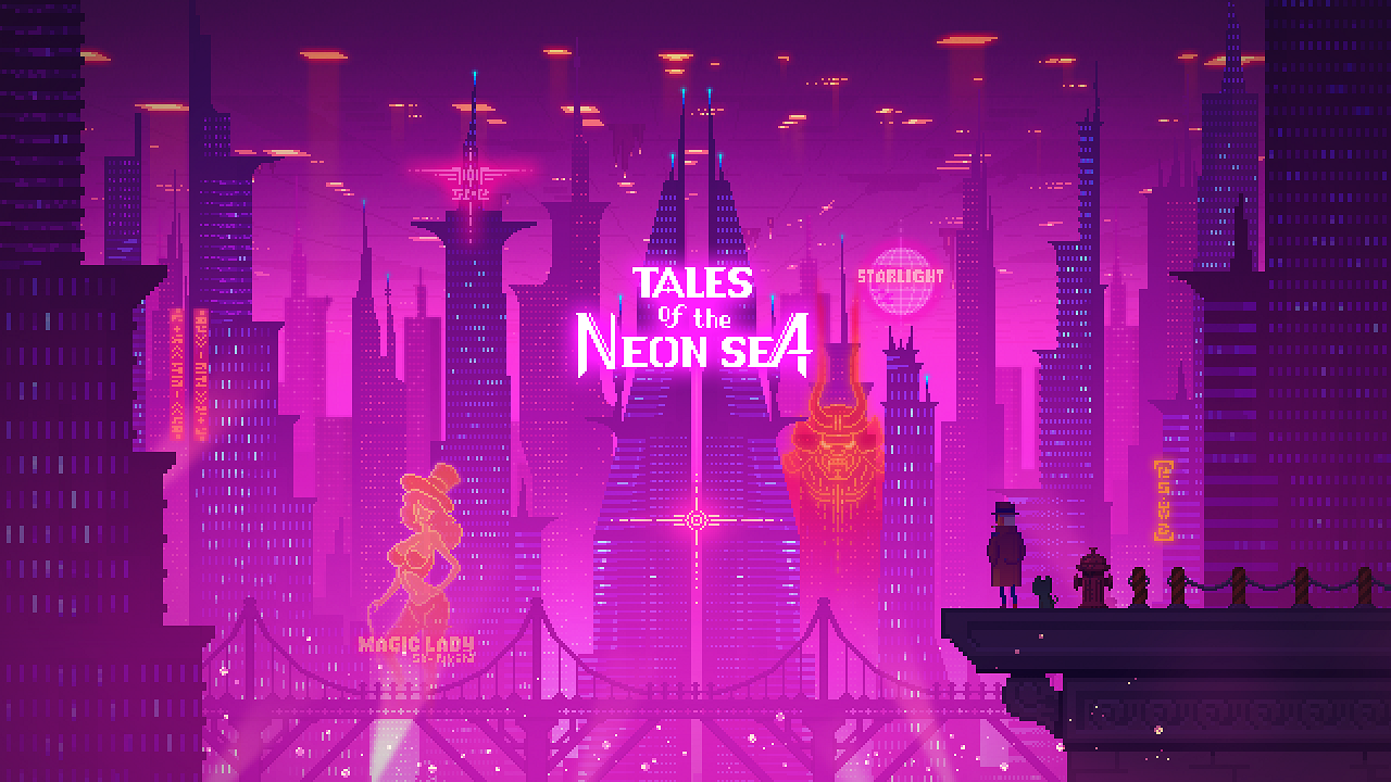 Tales of the Neon Sea: ecco il trailer e le prime immagini thumbnail