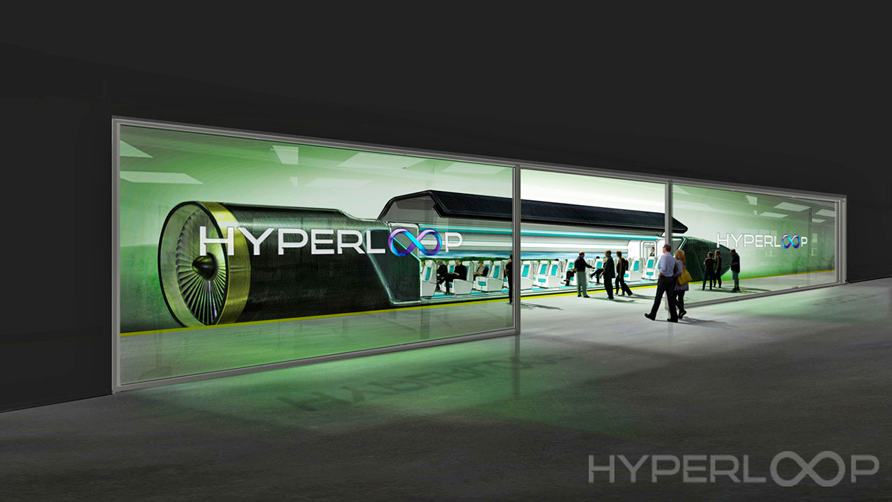 Hyperloop: il tunnel a Washington DC verrà scavato thumbnail