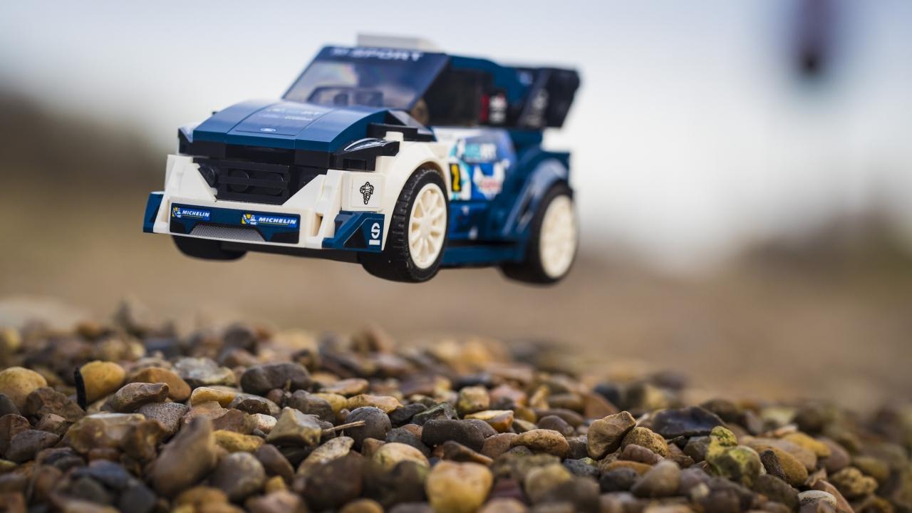 LEGO: la Ford Fiesta WRC farà parte della collezione Speed Champions thumbnail