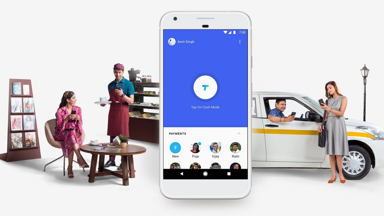 Google lancia Tez, la nuova app per i pagamenti mobile in India thumbnail
