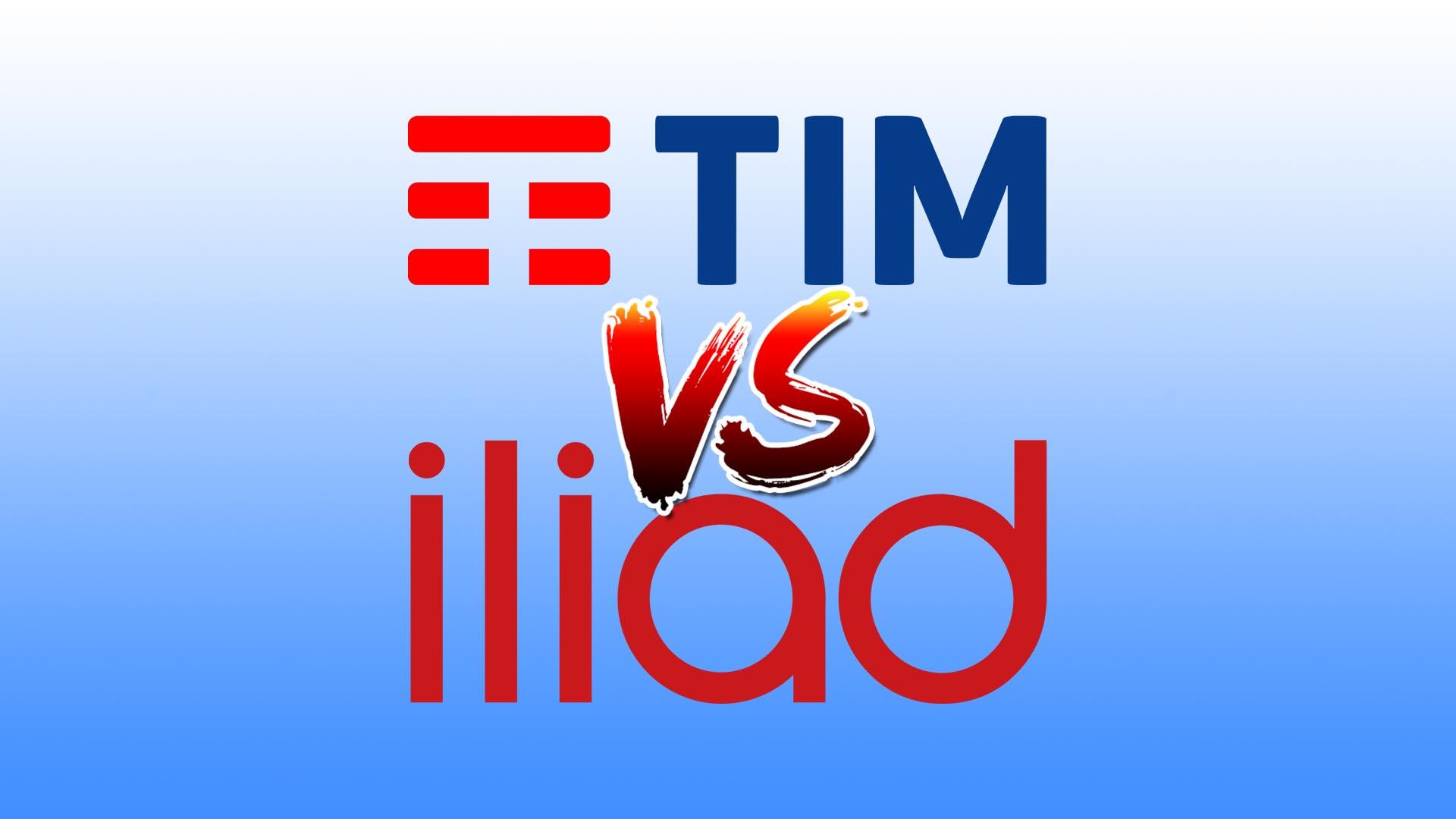 Tim riconosce numeri Iliad come internazionali applicando tariffe estere thumbnail