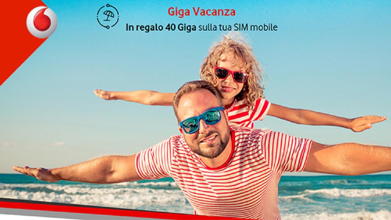 Vodafone lancia alcuni servizi in fibra per navigare anche in vacanza thumbnail