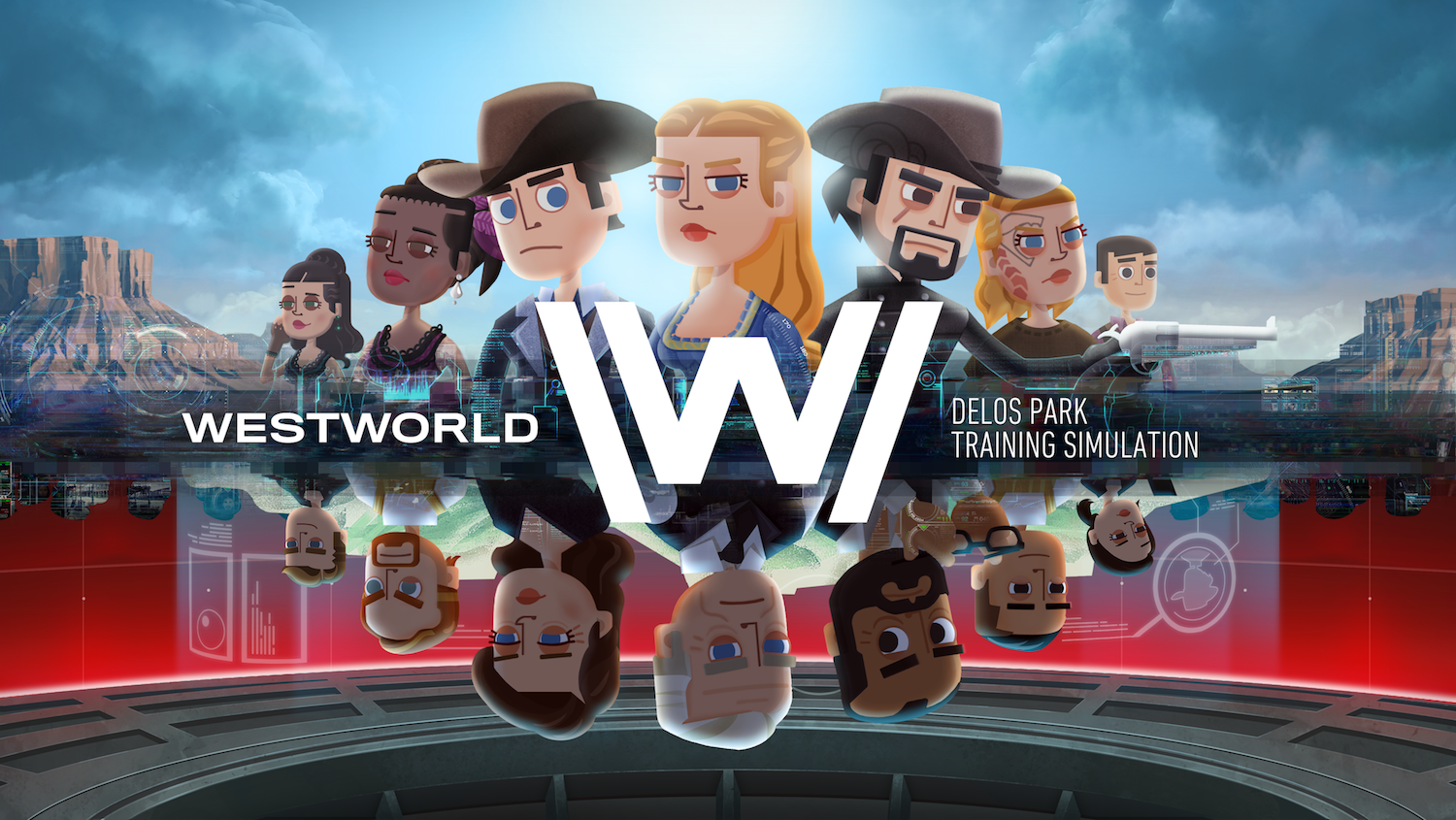 westworld mobile game ios android