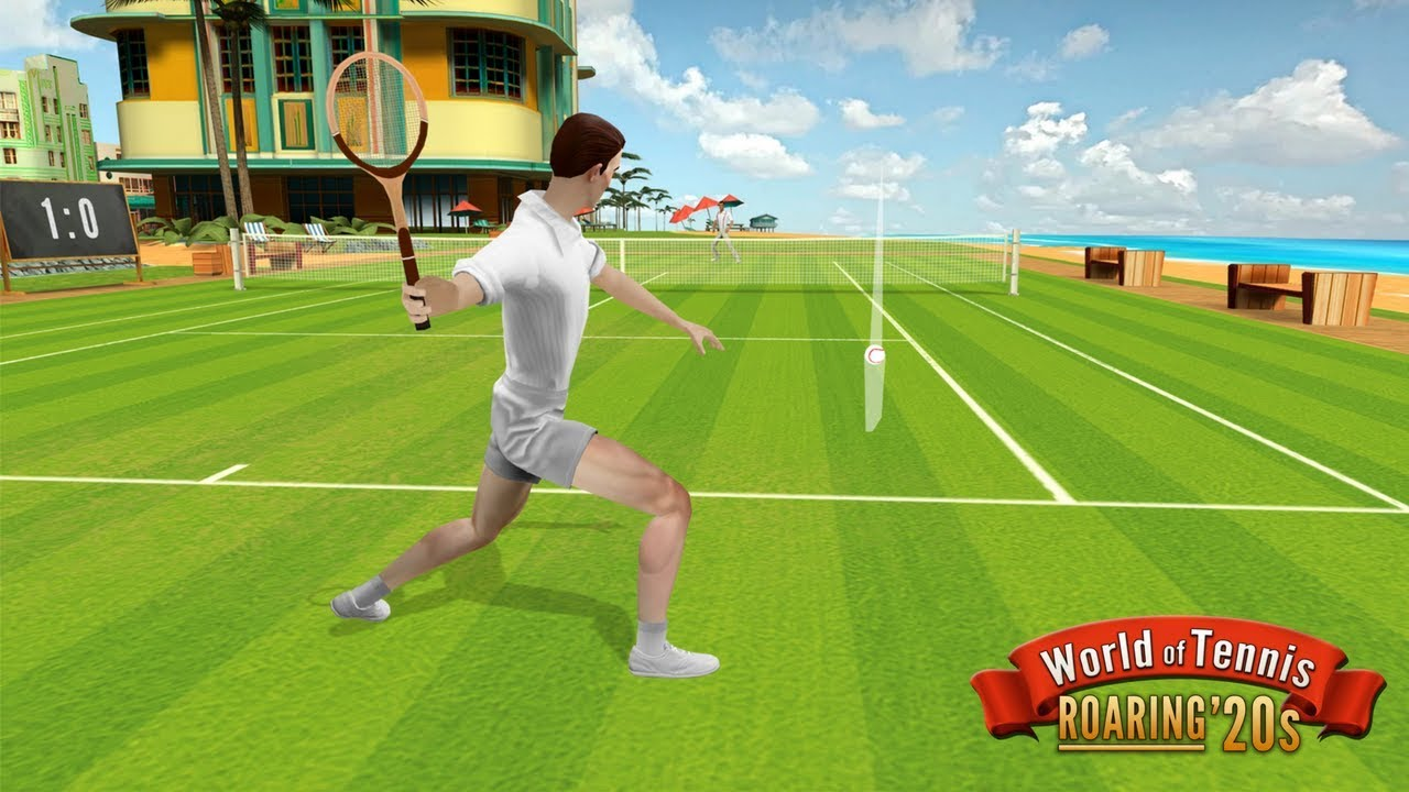 World of Tennis: ecco la data di uscita su Android, iOS e Windows 10 thumbnail
