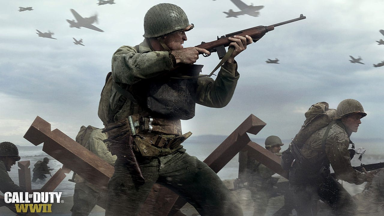 Call of Duty WWII: nuovo aggiornamento dedicato alle armi thumbnail