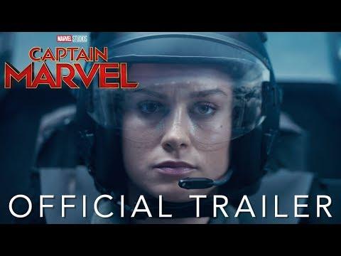 Captain Marvel: online il primo trailer del film! thumbnail