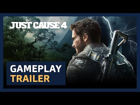 Just Cause 4 Tech Princess