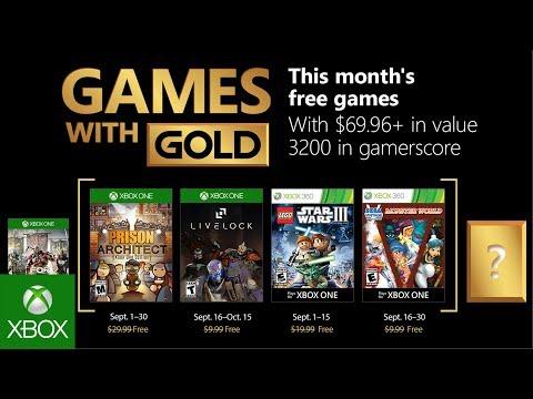 Games with Gold: settembre 2018, i giochi scaricabili da oggi su Xbox thumbnail