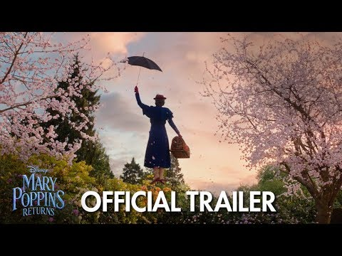 Il ritorno di Mary Poppins: pubblicato il primo trailer del film! thumbnail