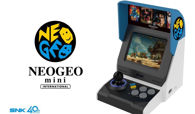 Neo Geo Mini International: annunciato prezzo e data d'uscita thumbnail