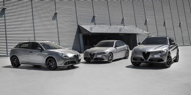 Alfa Romeo B-Tech: svelate le nuove Giulia, Stelvio e Giulietta thumbnail