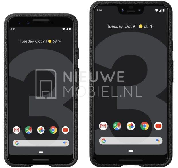 Ecco i nuovi Google Pixel 3 thumbnail