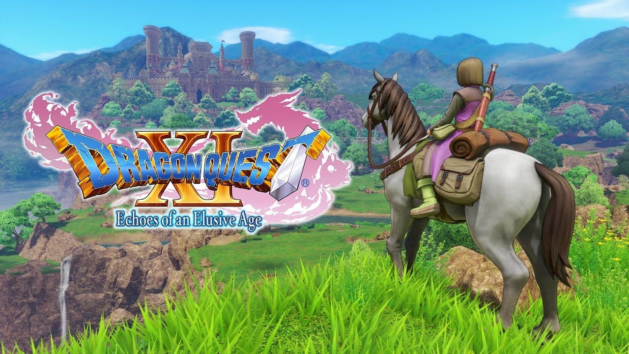Dragon Quest XI: Echi di un'era perduta disponibile per PlayStation 4 e Steam thumbnail