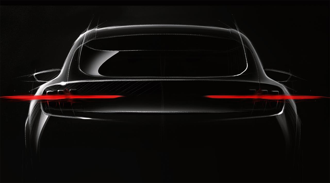 Ford: in arrivo un modello elettrico ispirato all'iconica Ford Mustang thumbnail