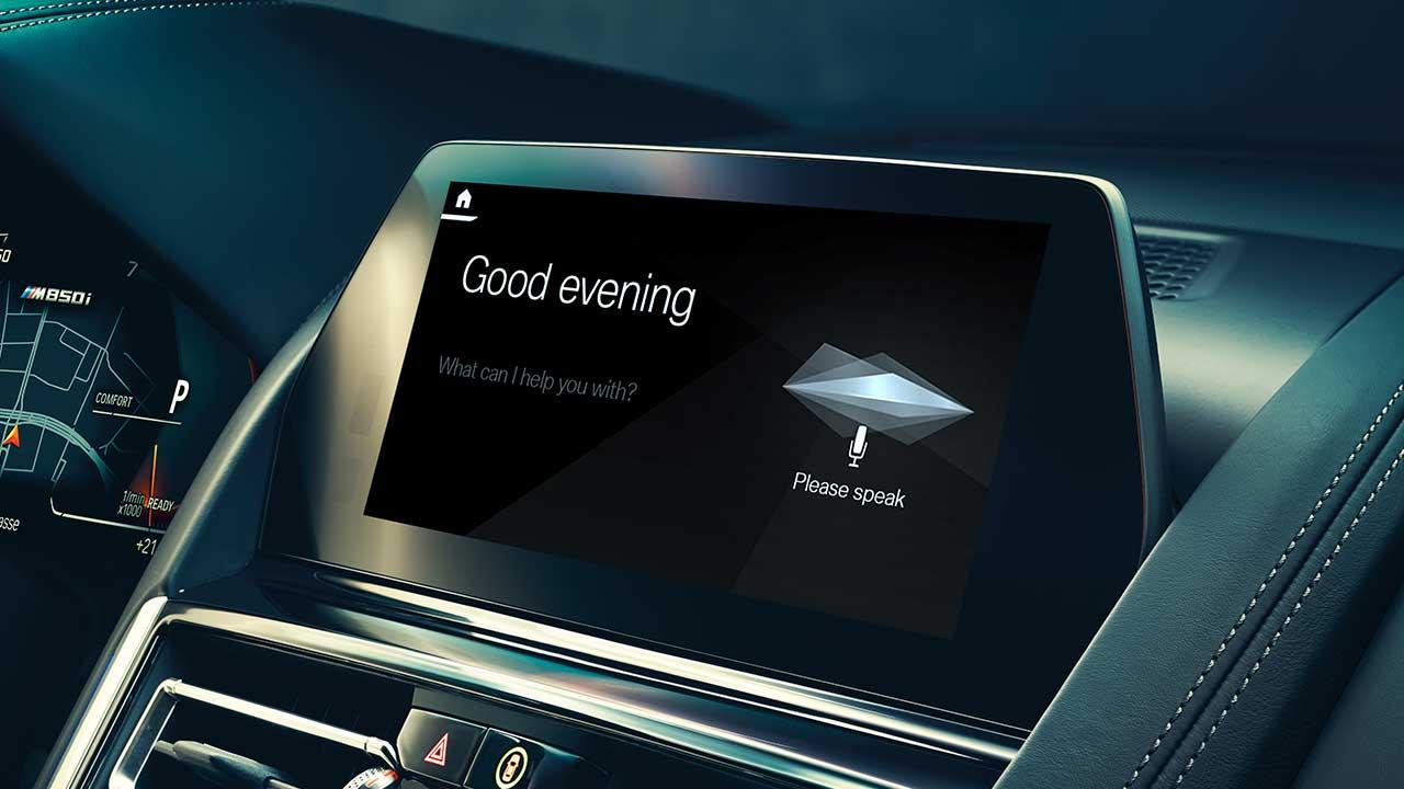 """""""Hey BMW!"""", presto potrete parlare con la vostra auto thumbnail"""