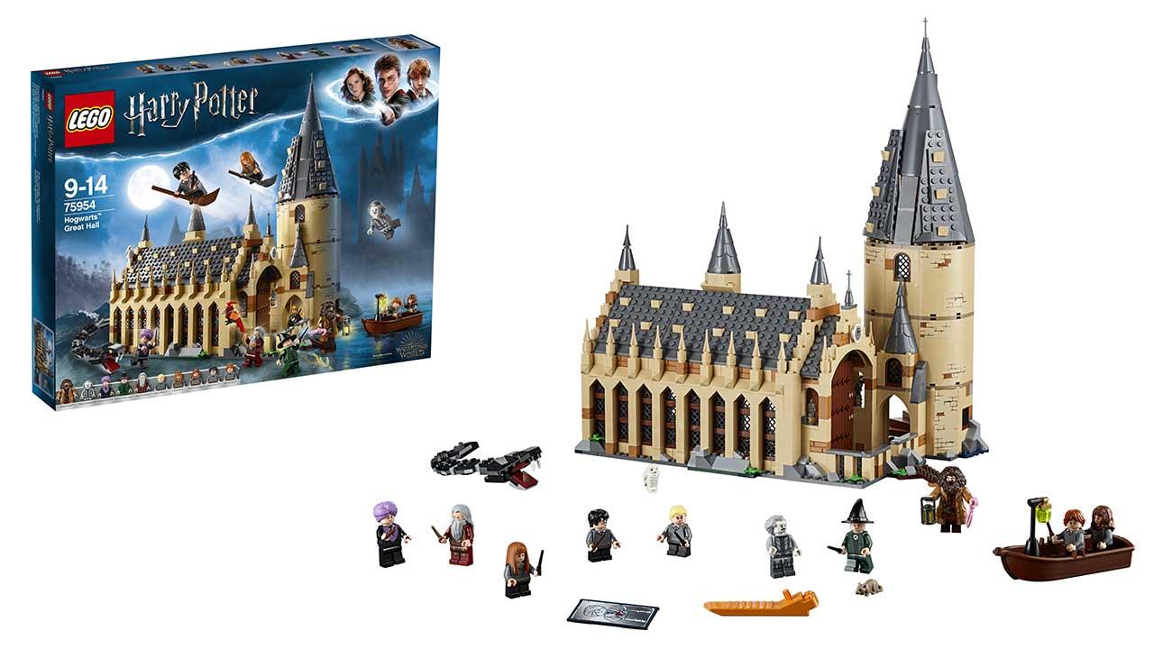 LEGO: tutte le novità in arrivo per Natale thumbnail