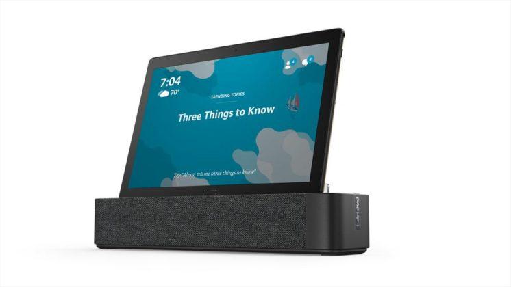 Lenovo Smart Tab, il tablet pensato per la Smart Home thumbnail