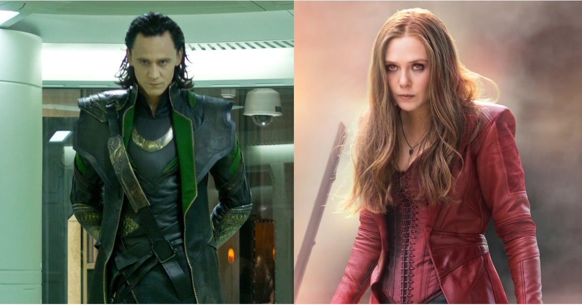 Disney vuole produrre due serie tv incentrate su Loki e Scarlet Witch thumbnail